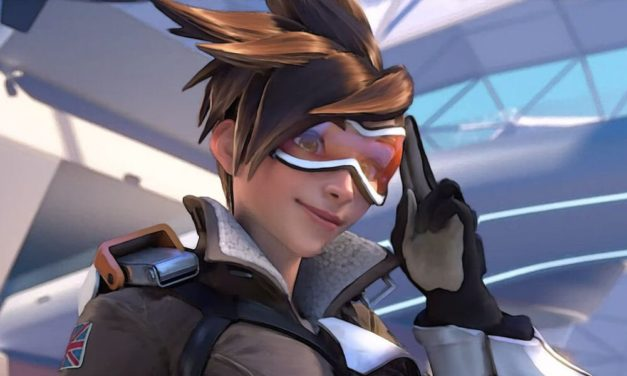 Overwatch Holiday Web Comic Banned in Russia