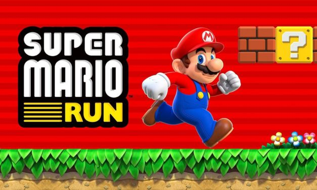 Super Mario Run Mobile Game Requires Internet Connection