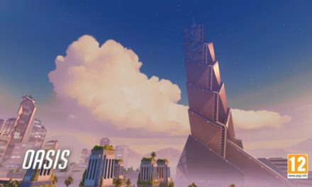 Overwatch Update Adds New Map Oasis