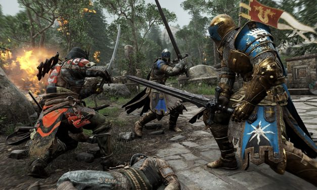 For Honor Player Wins Awesome 3v1 Battle