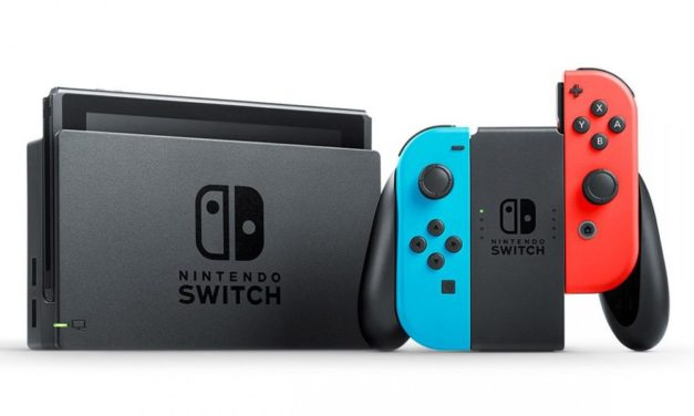 Nintendo Switch Bundle Doesn't Include Pack-In Game or Demo