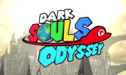 Super Mario Odyssey Trailer Recreated in Dark Souls