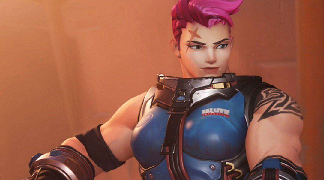 Overwatch: Upcoming Zarya Comic Leaked at SDCC