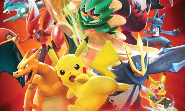 Pokken Tournament DX Releases Two New Trailers