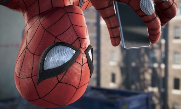 Spider-Man PS4 Devs Discuss Map Size Comparisons