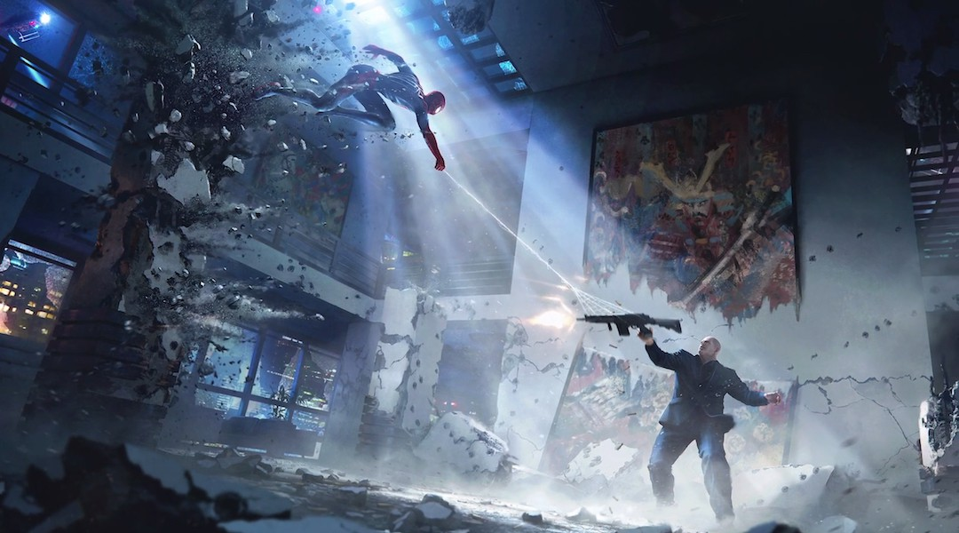 Spider-Man PS4 Trailer Teases Showdown with Kingpin