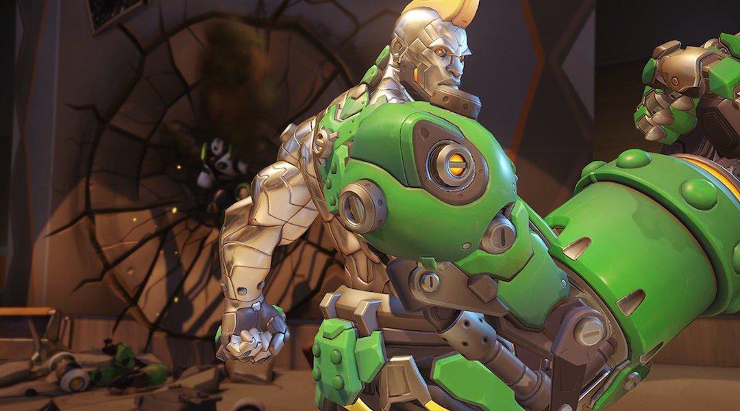Overwatch: Doomfist Skins Revealed