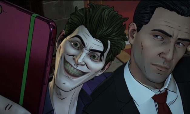 Batman: The Enemy Within Player Decisions Create The Joker